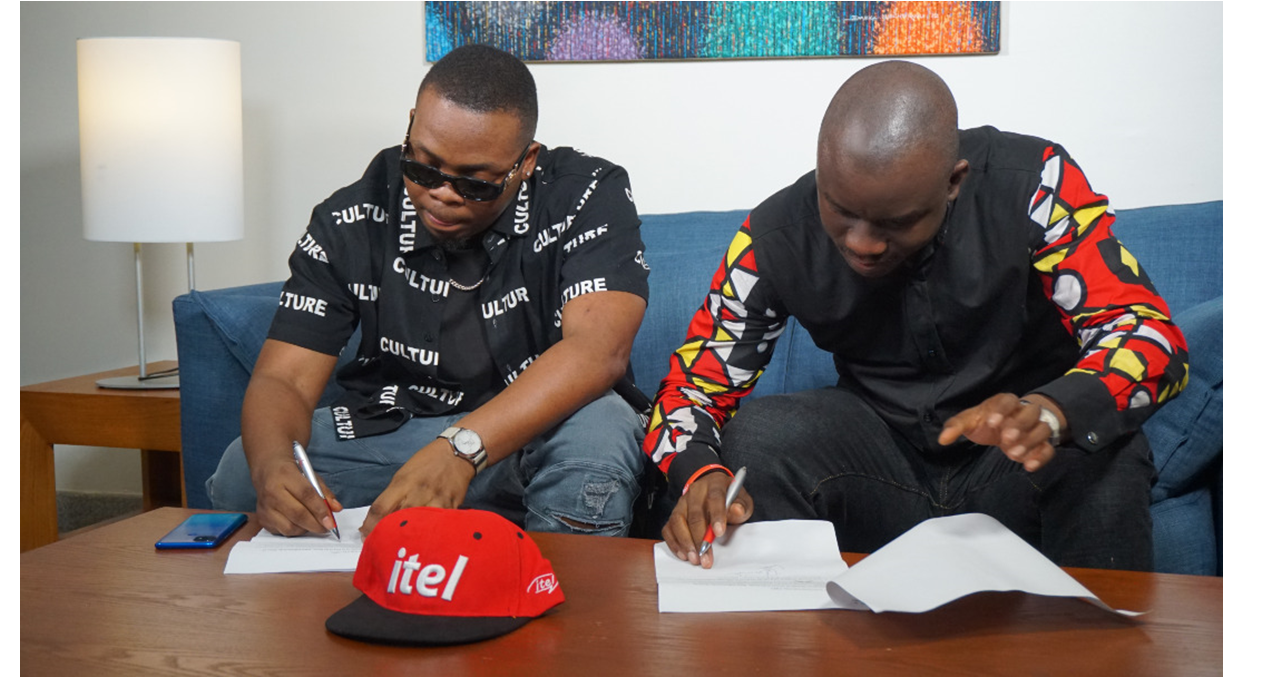 Why Olamide And Itel Mobile Are A Perfect Fit - Phones - Nigeria